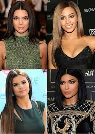 part down the middle hair style red carpet inspired hairstyles for any occasion