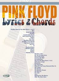 Pink Floyd Comfortably Numb Lyrics And Chords Partition Pink Floyd