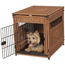 total fab dog crates that look like furniturepieces