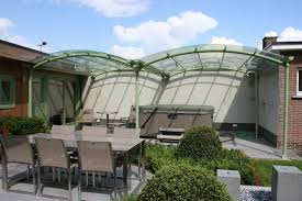 terrasse transparente toiture transparente pour terrasse 9 un abri de terrasse design