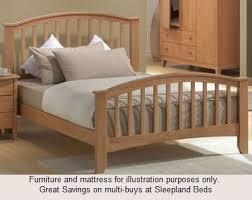 lobella dark wooden bed frame with storage 5ft kingsize pertaining