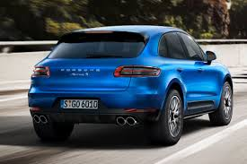 porsche suv price new porsche macan suv priced from 50 895 in the usa
