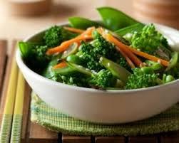 cuisiner des pois mange tout recette de poêlée de pois mange tout brocoli et carotte