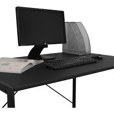 Large Wooden Desk Large Office Desk Black