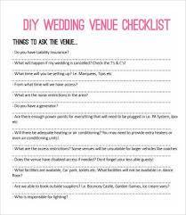 wedding checklist printable wedding checklist 9 free pdf documents