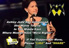 Ashley Meme - fact check did ashley judd say she wanted to live in the middle