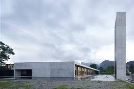 architektur ã sterreich feuerwache in österreich klares klötzchen architektur und