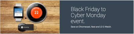 black friday cyber monday google kicks off special black friday and cyber monday play store