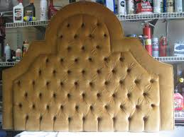 Custom Upholstered Headboards by Custom Upholstered Headboard Tufted Headboard Morning Sun