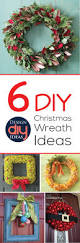 6 easy diy christmas wreath ideas design diy ideas