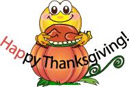 thanksgiving smileys animaatjes nl
