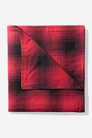 flannel bedding eddie bauer