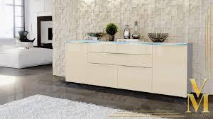 Dressoir Blanc Laque by Buffet Bahut Blanc Laque Design Bright Meuble Buffet Blanc Bahut