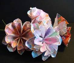Origami 3d Flower Vase Make Easy Art And Craft Ideas Make Easy Art And Craft Ideas
