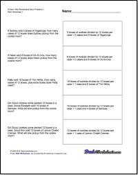word problem worksheets 6th grade worksheets