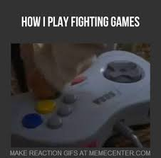 Funny Fight Memes - fighting game memes image memes at relatably com