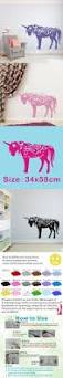 best 25 wall stickers for nursery ideas on pinterest vinyl wall unicorn horse wall decal home decor sticker art vinyl wall stickers for nursery kids bedroom gril room decoration