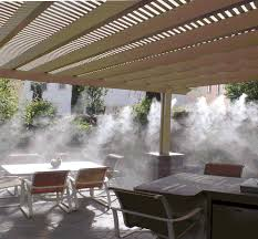 Best Patio Mister System Las Vegas Patio Misters And Misting Systems