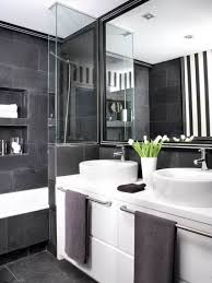 bathroom ideas grey and white innovative white and grey bathrooms home interior design ideas