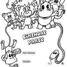 birthday cards coloring pages coloring pages printable