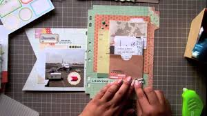 vacation photo albums scrap your stash with nancy damiano vacation mini albums