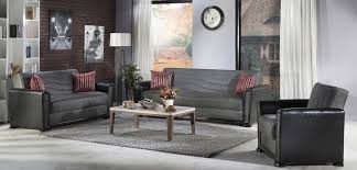 Istikbal Living Room Sets Alfa Convertible Living Room Set In Redeyef Fume By Istikbal