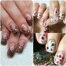 nail art tutorial for christmas stylo planet