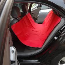 waterproof pet cat dog car seat cover hammock protector mat