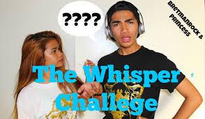 Challenge Bretman Rock Whisper Challenge Bretman Rock