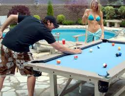outdoor indoor portable pool table jpg 600 461 cool basement