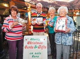 knowle charity christmas card shop opens the solihull observer