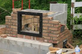 Cleaning Bricks On Fireplace by Brick Smoker Compete How To Smoking Meat Forums