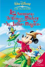 Las Aventuras De Bongo, Mickey Y Las Judias Magicas