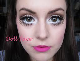 doll face big doll eyes pale skin u0026 freckles youtube
