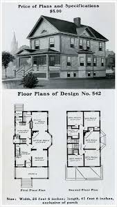 Historic Victorian House Plans 383 Best Floorplans Images On Pinterest Vintage Houses