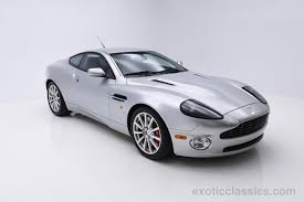 aston martin vanquish 2006 aston martin vanquish s exotic and classic car dealership