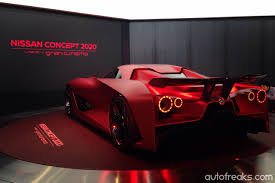 nissan gran turismo racing tms 2015 nissan concept 2020 vision gran turismo could preview