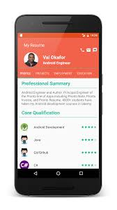 resume builder pro visibl the video resume app that will help you get a job val okafor resume app