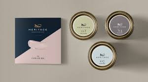 dulux heritage concept on packaging of the world creative