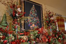 kristen u0027s creations my christmas mantle
