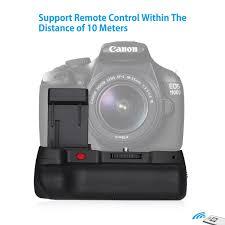 kronos intouch manual amazon com powerextra battery grip for canon 1100d 1200d 1300d