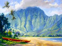 Hawaii Landscapes images Hawaii landscapes paintings fine art america jpg