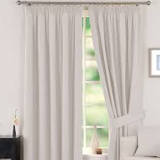 Purple Thermal Blackout Curtains by Dunelm Mill Cream Blackout Curtains Nrtradiant Com