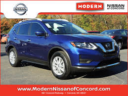 nissan midnight blue 2018 nissan rogue at modern nissan of concord near charlotte