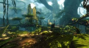 Gw2 World Map by Gw2 Journey Into The Heart Of Maguuma In Heart Of Thorns Dulfy
