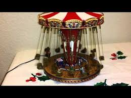 mr gold label world s fair swing carousel carousrls