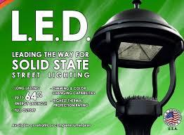 decorative street light poles led outdoor lighting led street lights street ls decorative