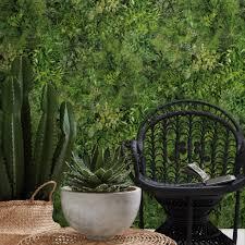greenliving green living wall wallpaper koziel fr