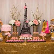 french parisian party ideas for a bridal shower catch my party
