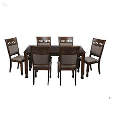 4 seater dining table with bench iris dining table 6 seater mysore furniture